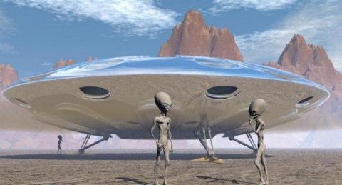 Снимать НЛО землянам позволяют дозировано