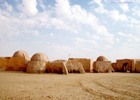 Тунис, Сахара - впечатления от Travel Film Media