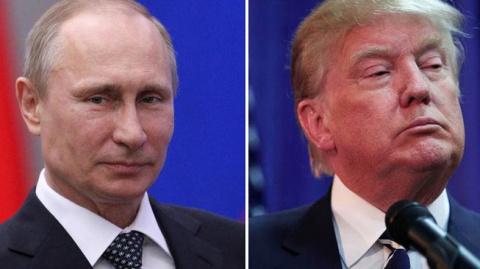 Президент РФ поздравит Трамп…