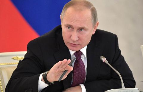 Путин провел совещание с пос…