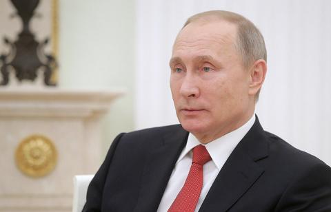 Владимир Путин: однополярног…