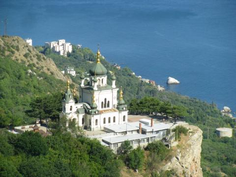 6. ...И снова Крым! Форос. Б…