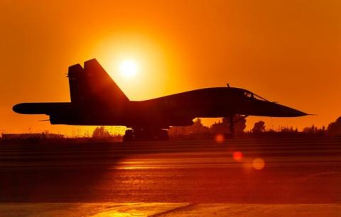 ВКС РФ зажали силы ИГ: Акерб…