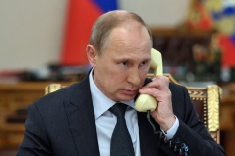 Разговор Путина и Трампа по телефону шокировал Брюссель — Daily Express - © News Front
