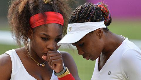 WADA разрешало принимать допинг сестрам Уильямс и гимнастке Байлз