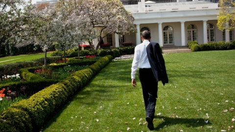 Никаких будильников: Обама р…