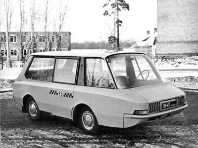 Такси, которого мы не дождались