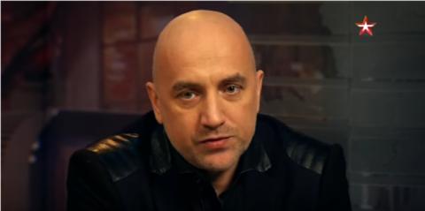 Донбасс больше не будет частью Украины, этот вопрос решен и тема закрыта - Прилепин