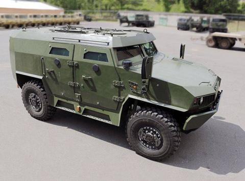 Бронеавтомобиль Volat V-1 / …