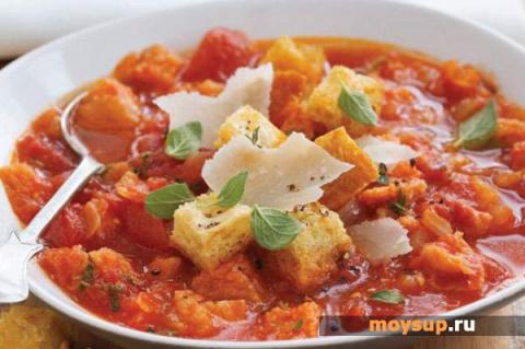ДЕНЬ ПЕРВОГО БЛЮДА. Тосканский суп (вып. 5)