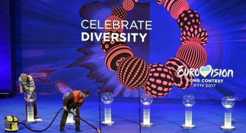 На «Евровидение» в Киеве были незаконно растрачены почти 500 млн гривен