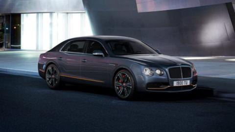 Bentley Flying Spur теперь в России