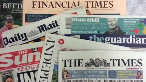 Пресса Британии: страны Балт…