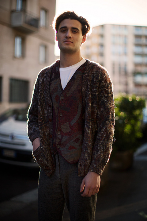 On the Street…Via Tortona, Milan