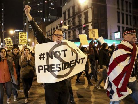 В США началась неделя протес…