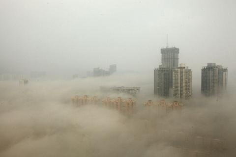 Дым над водой: пекинский смо…