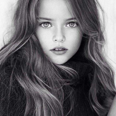 «Самая красивая девочка в ми…