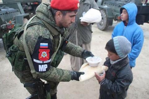 Кадыров рассказал, как служат чеченские военные в Алеппо