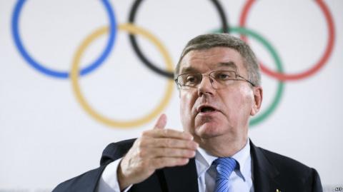 """Томас Бах: """"ФИФА должна запр…"""