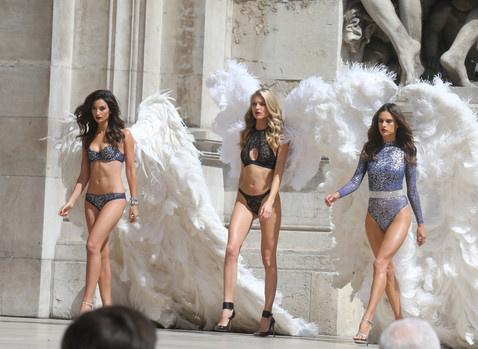 Битва ангелов: звезды шоу Vi…
