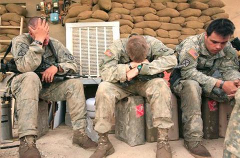 Вооруженные силы США погружаются в кризис