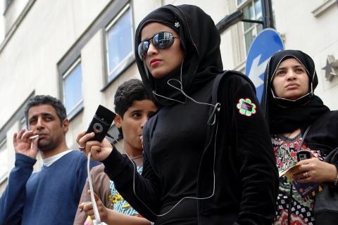 Ислам в Европе навсегда