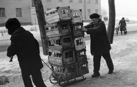 Бизнес на бутылках в СССР