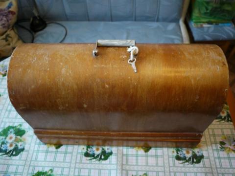 Раритет - швейная машинка «Зингер»