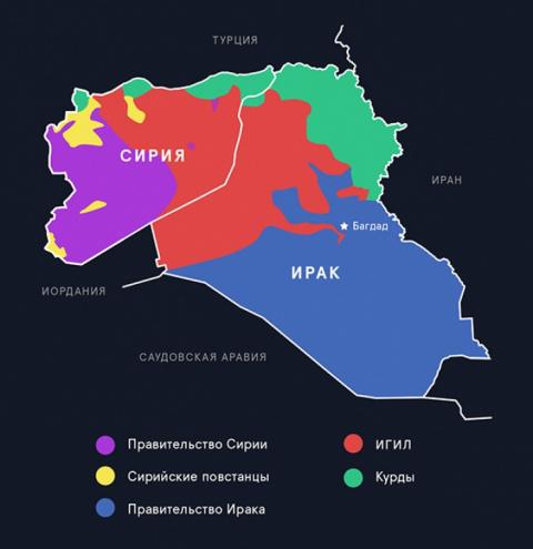 Москве и Вашингтону мешает «шиитский пояс»