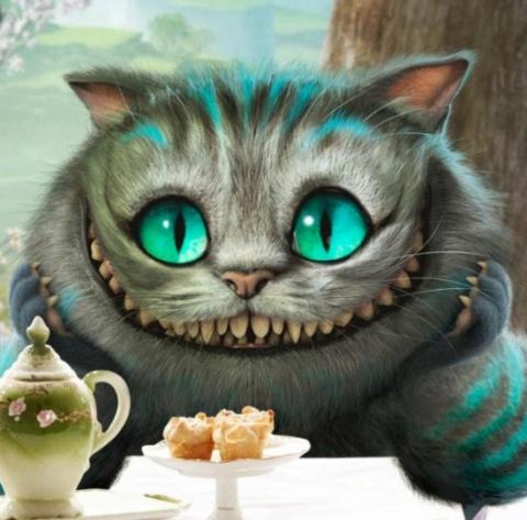 Высказывания Чеширского кота