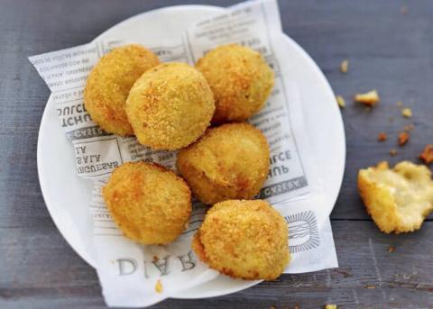 Картофельные крокеты: изумительный вкус, элементарное приготовление!