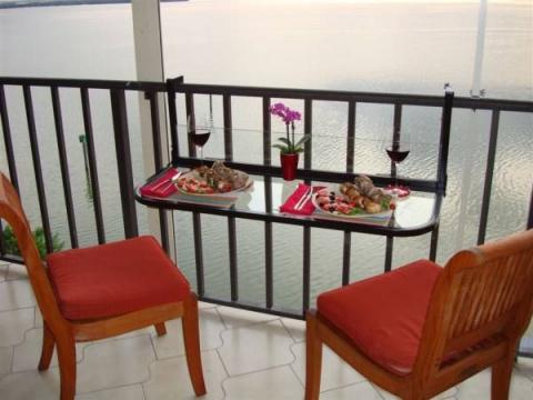 Мебель и декор для балкона: …