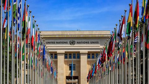 «Приватизация» ООН