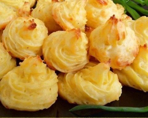 Картофель по-герцогски (англ.кухня)