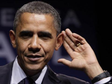 Обама может стать президентом Франции