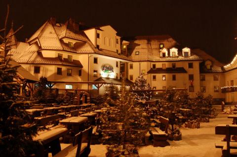 ЗАКОПАНЕ - польская зимняя СКАЗКА