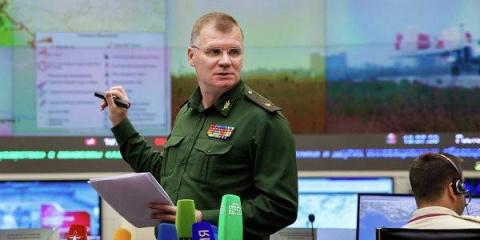 Игорь Конашенков прокомменти…