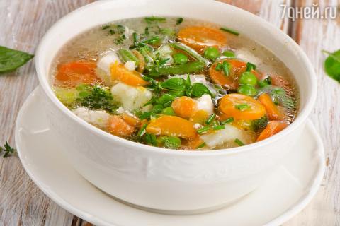 Осенний овощной суп: рецепт …