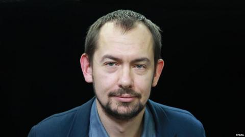 Украинский журналист Роман Ц…