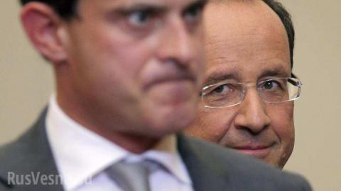 Вальс извращенцев: Президентом Франции хотят сделать страшного человека