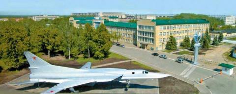 КАИ хочет украсить Казань стратегическим ракетоносцем Ту-160