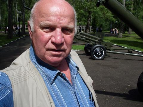 Александр Пырьев (личноефото)