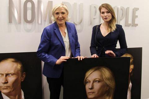 Момент истины: Марин Ле Пен и Сумасшедшие Штаты Америки. Григорий Игнатов
