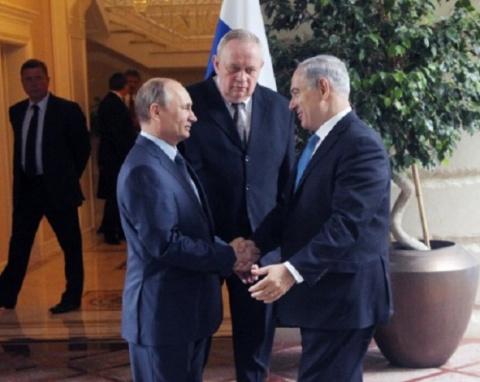Нетаньяху приехал к Путину искать защиты