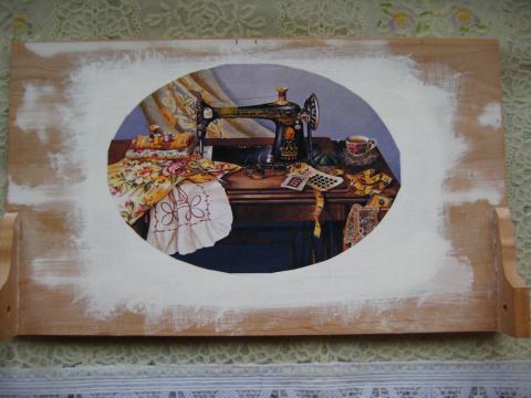 "Шкатулка-ларец  ""Из дворца"""