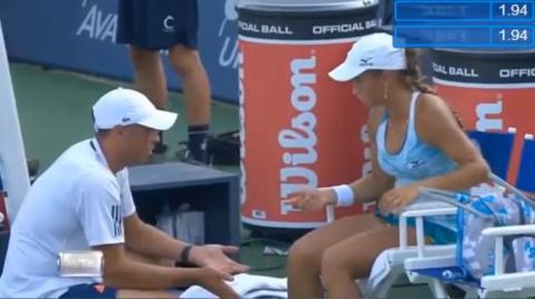 Теннисистка из Казахстана на…