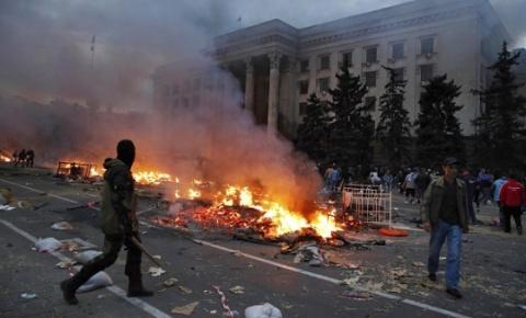 Киев должен обеспечить порядок в годовщину событий 2 мая 2014 года в Одессе, — МИД РФ