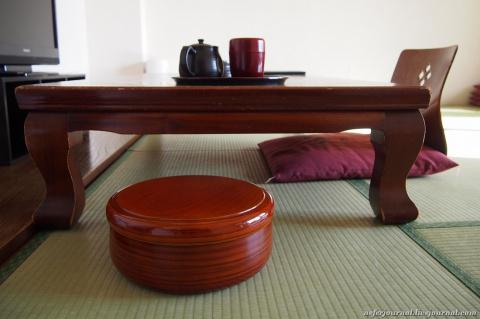 Традиционно по-японски. Izum…