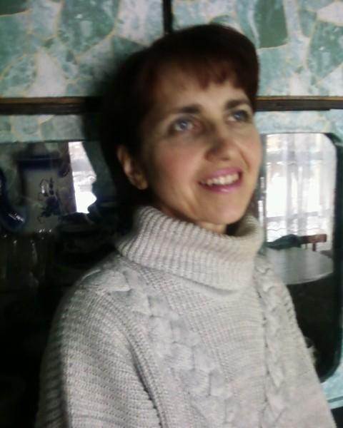 Марина Трофимова (Митькина)