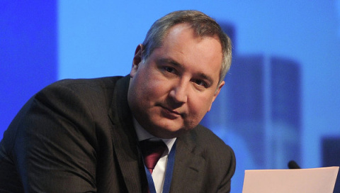 "Рогозин назвал ""тормозом"" гл…"